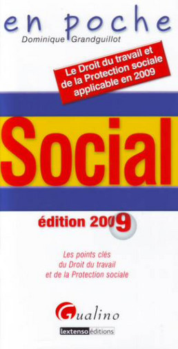 """SOCIAL 2009 """"EN POCHE"""", 3EME EDITION"""