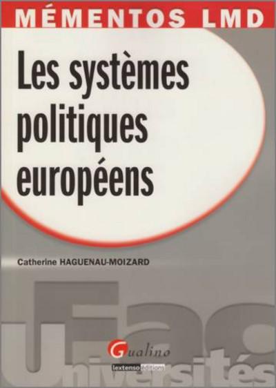 MEMENTOS LMD - LES SYSTEMES POLITIQUES EUROPEENS