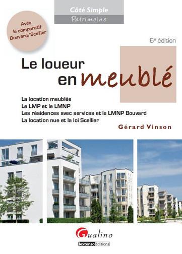 LOUEUR EN MEUBLE, 6EME EDITION (LE)