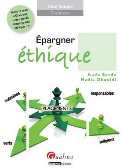 EPARGNER ETHIQUE