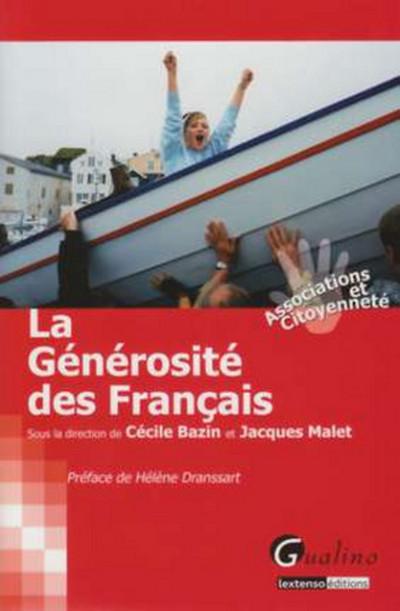 LA GENEROSITE DES FRANCAIS