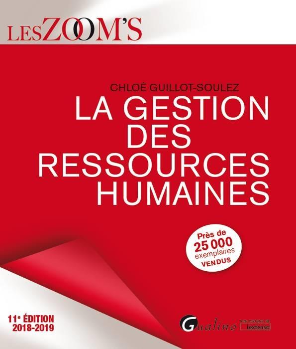 LA GESTION DES RESSOURCES HUMAINES - 11EME EDITION