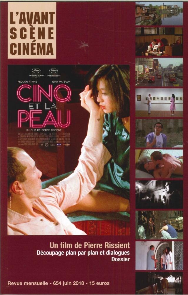 L'AVANT-SCENE CINEMA N 654 CINQ ET LA PEAU - JUIN 2018