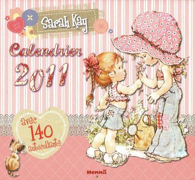 CALENDRIER 2011 SARAH KAY