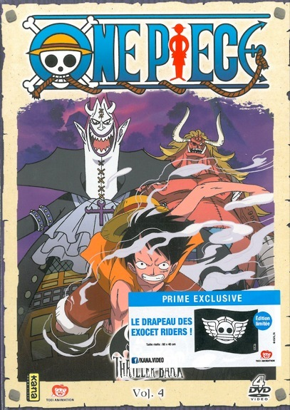 ONE PIECE : THRILLER BARK VOL 4