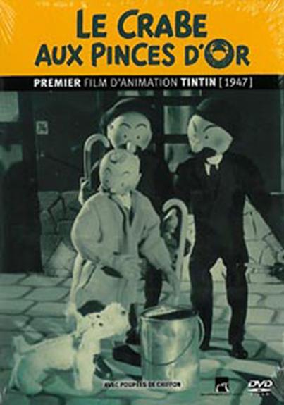 TINTIN - LE CRABE AUX PINCES D'OR - LE FILM