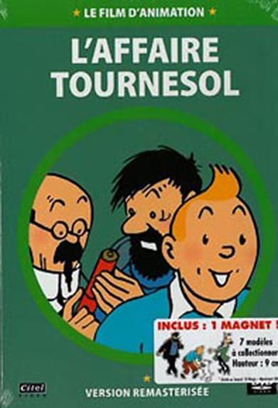 TINTIN - L'AFFAIRE TOURNESOL - VERSION REMASTERISEE