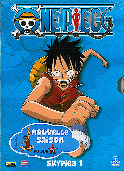 DVD ONE PIECE SKYPIEA V1 - COFFRET 3 DVD