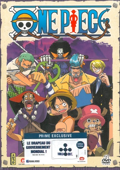 ONE PIECE :THRILLER BARK VOL 3