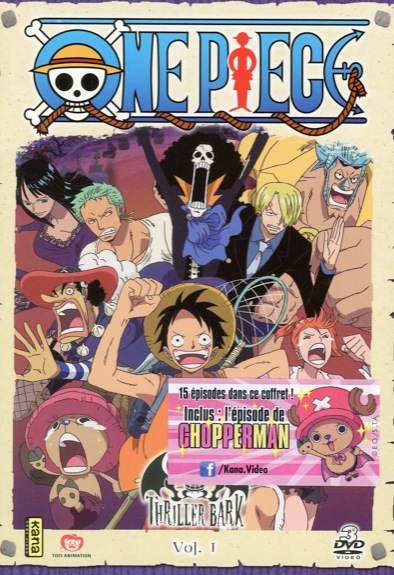 ONE PIECE : THRILLER BACK VOL 1