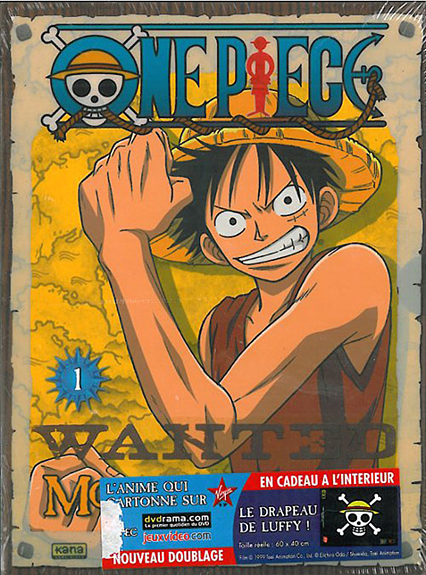 ONE PIECE - DIGIPACK 1
