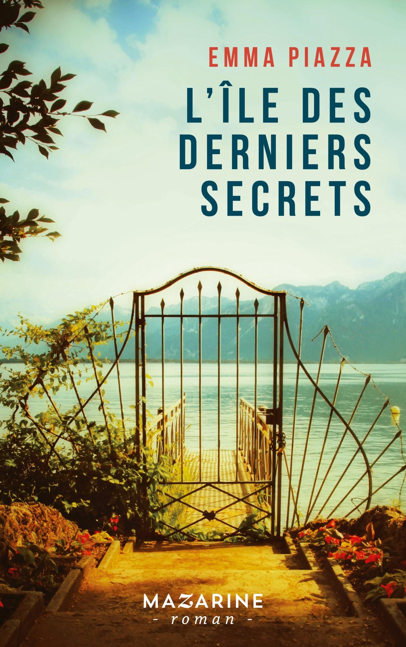 L'ILE DES DERNIERS SECRETS