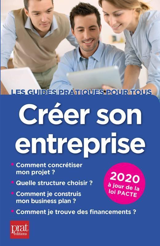 CREER SON ENTREPRISE 2020