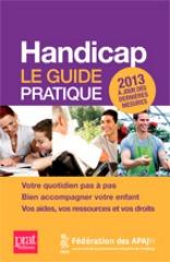 HANDICAP LE GUIDE PRATIQUE 2013