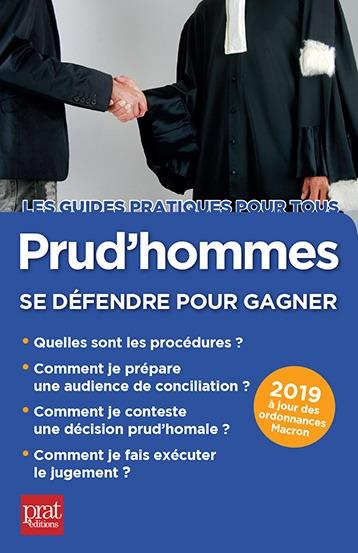 PRUD HOMMES SE DEFENDRE POUR GAGNER 2019