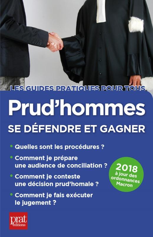 PRUD'HOMMES SE DEFENDRE ET GAGNER 2018