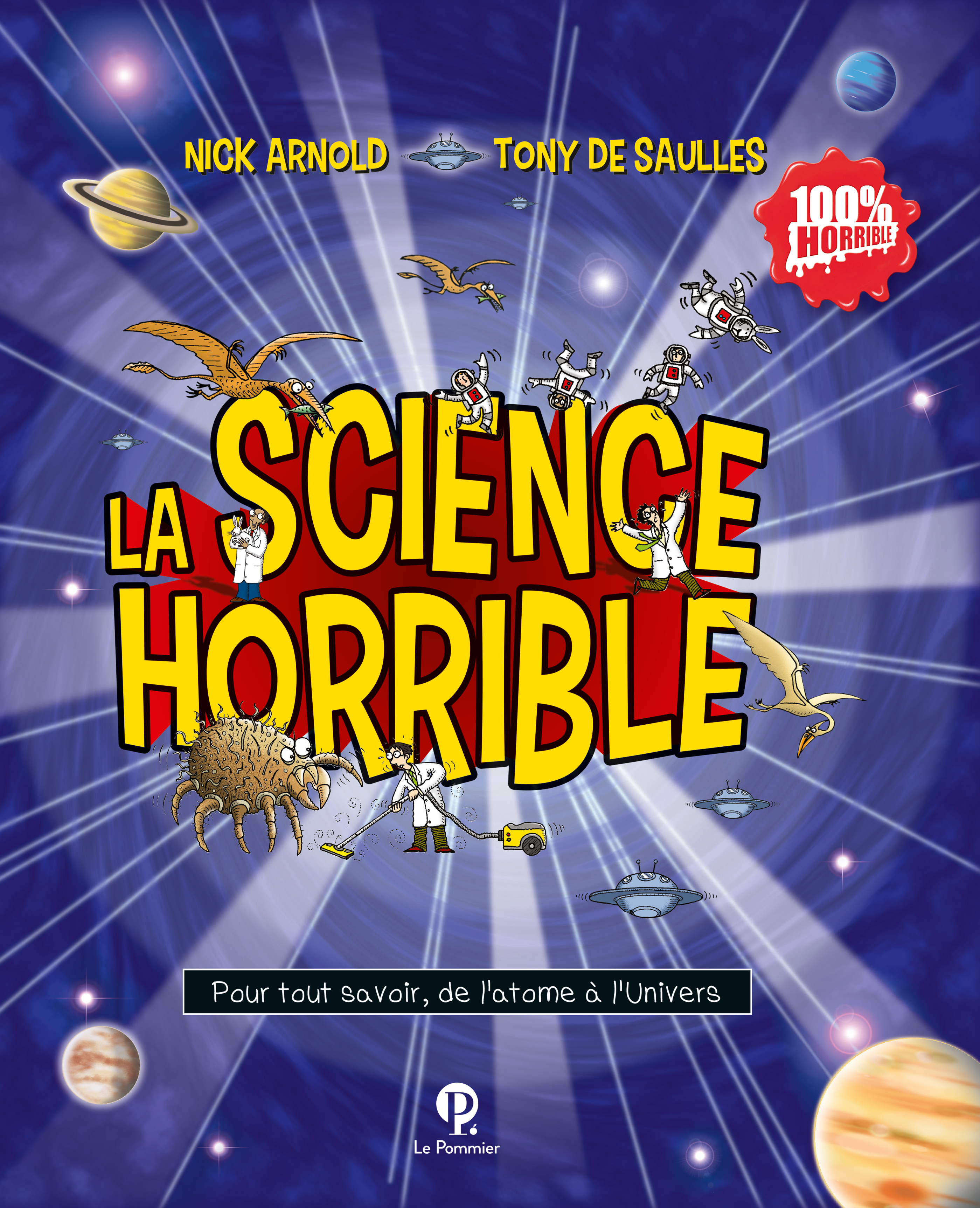 LA SCIENCE HORRIBLE