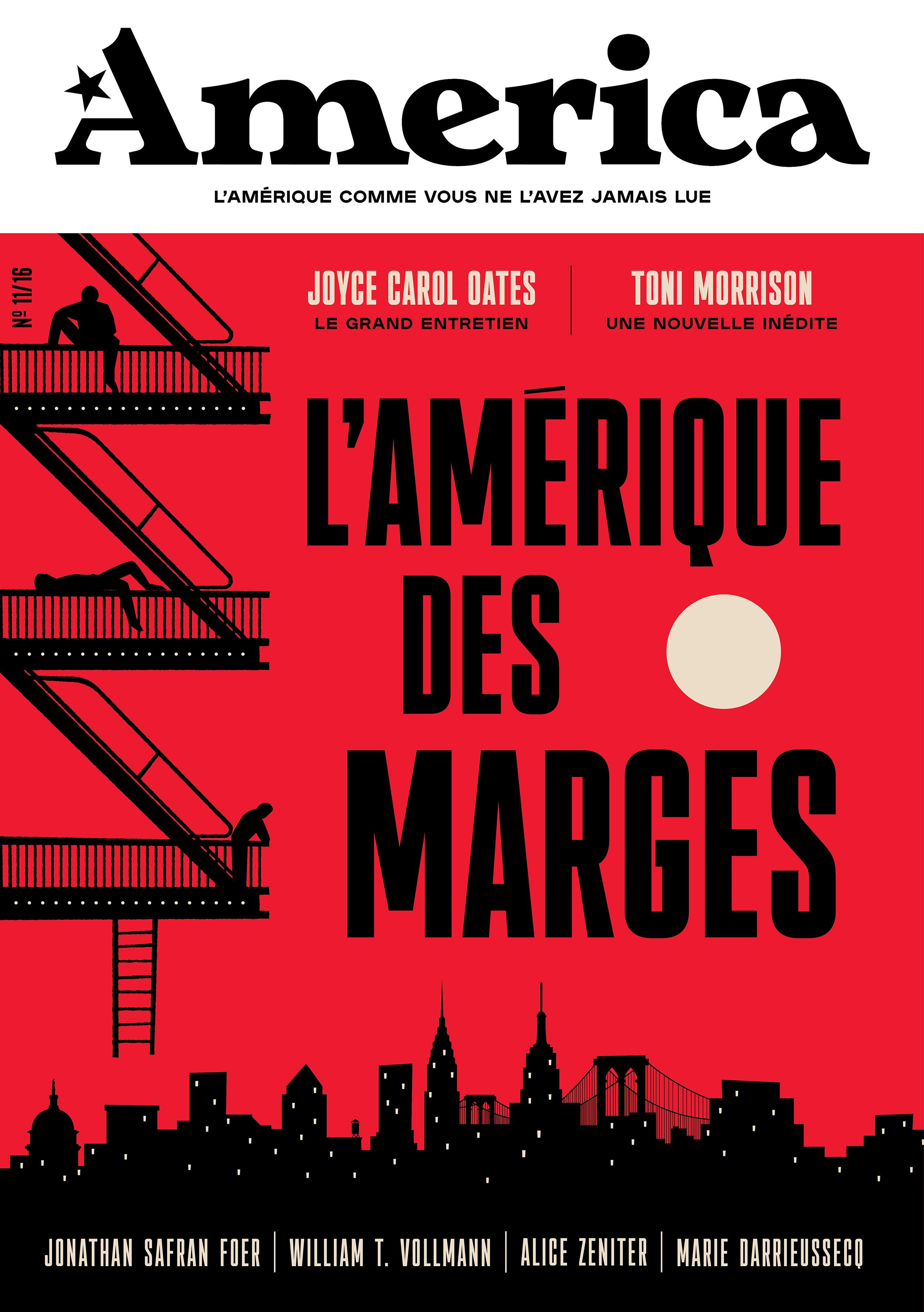 AMERICA - T11 - L'AMERIQUE DES MARGES