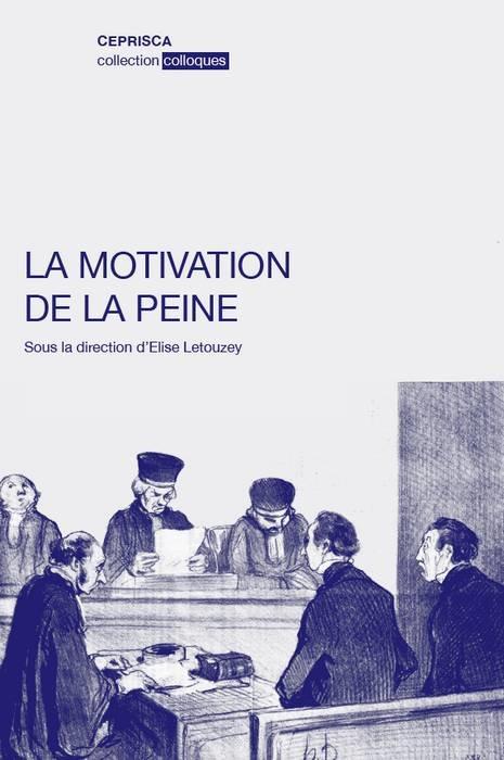 LA MOTIVATION DE LA PEINE