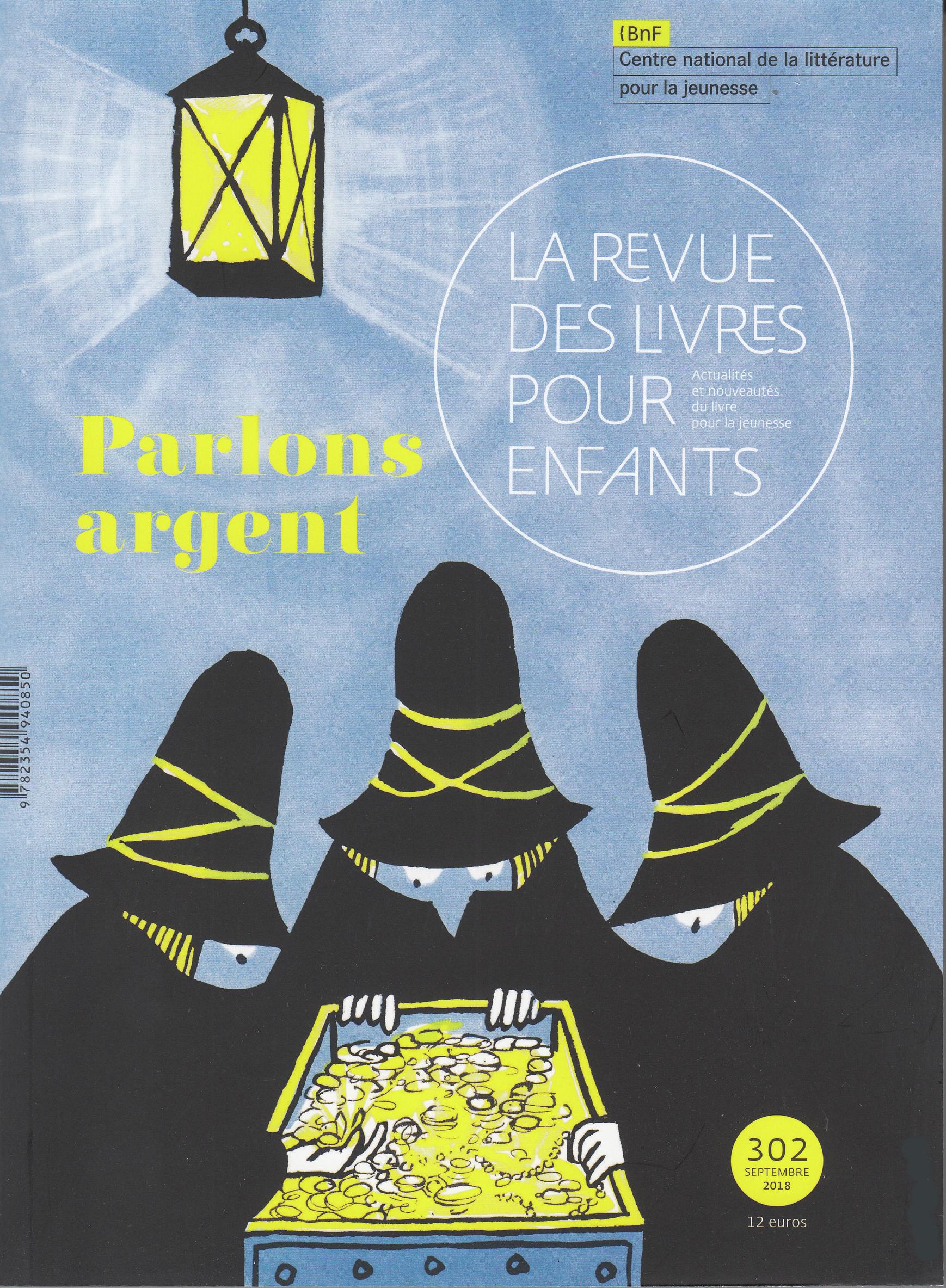 LA REVUE DES LIVRES POUR ENFANTS - PARLONS ARGENT