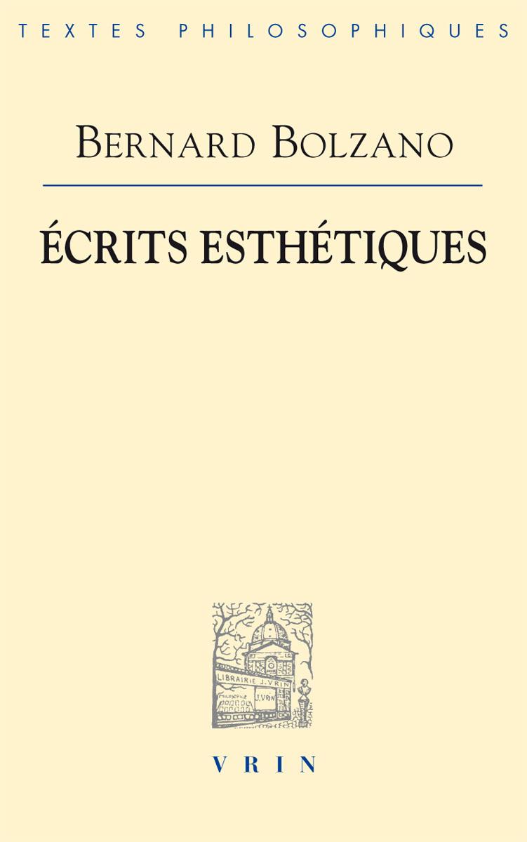 ECRITS ESTHETIQUES