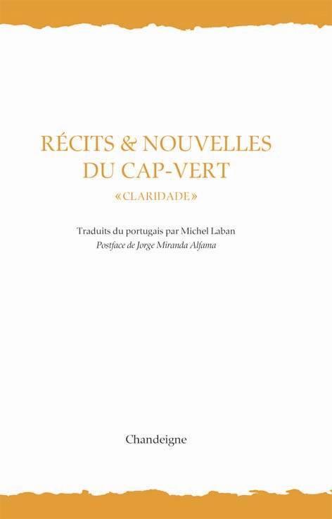 RECITS & NOUVELLES DU CAP-VERT