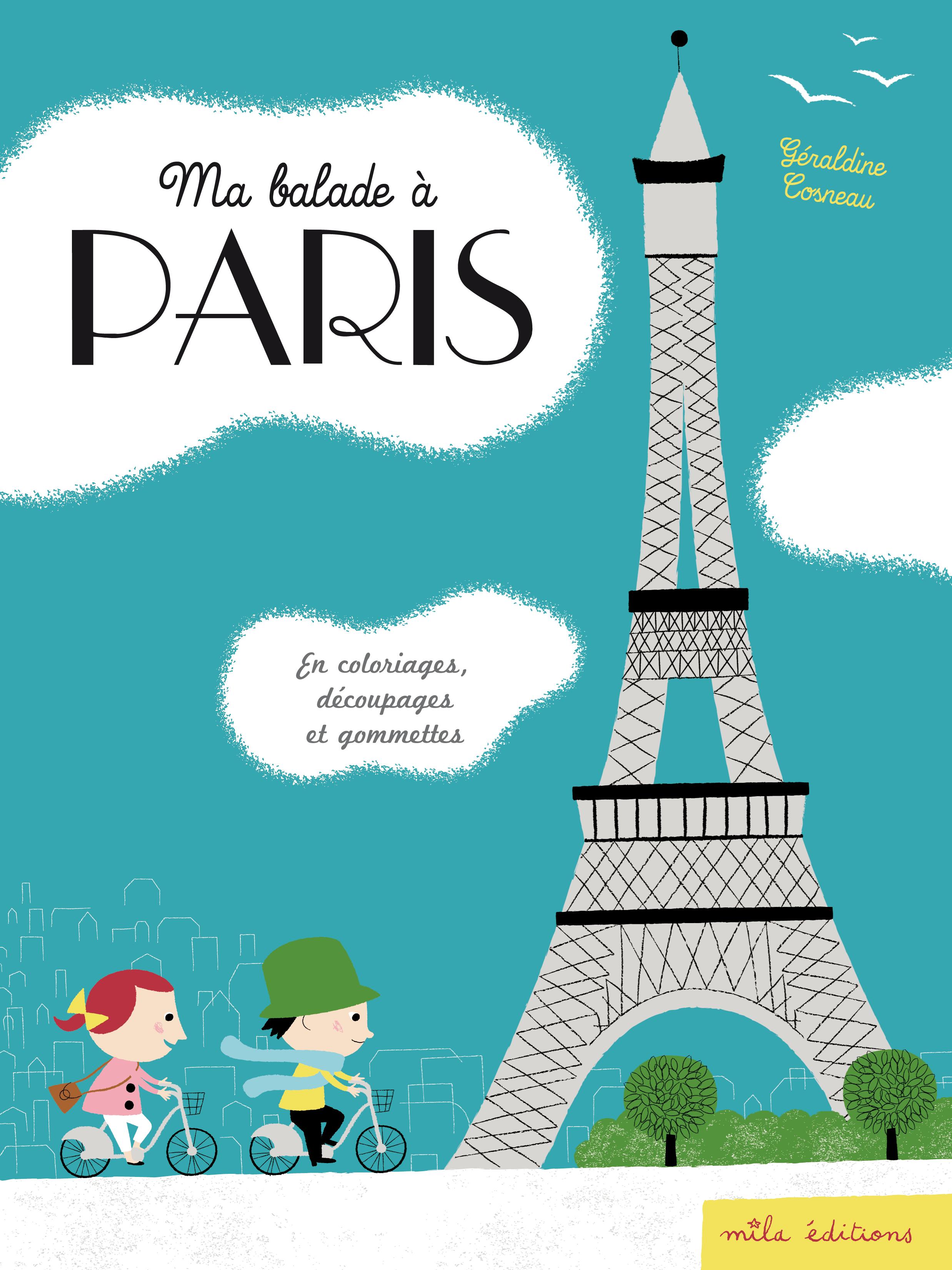 MA BALADE A PARIS