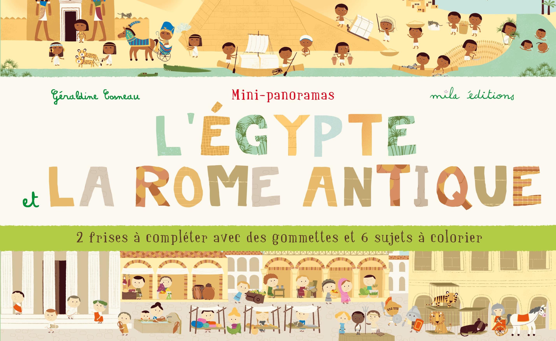 EGYPTE ET LA ROME ANTIQUE (L')