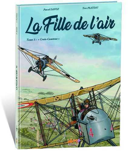 FILLE DE L AIR (LA) T01  CROIX COMTESSE
