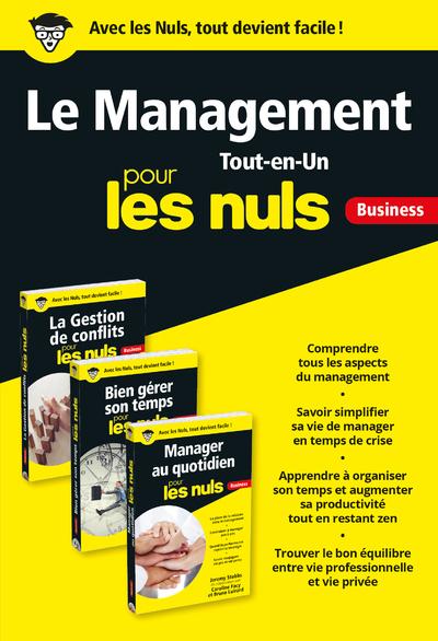 LE MANAGEMENT TOUT-EN-UN POUR LES NULS BUSINESS