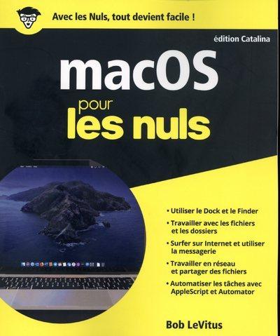 MACOS CATALINA POUR LES NULS