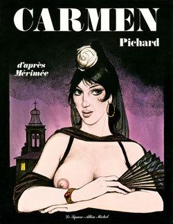 CARMEN - D'APRES MERIMEE