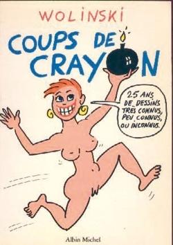 COUPS DE CRAYON