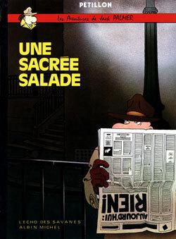 UNE SACREE SALADE - JACK PALMER