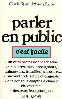 PARLER EN PUBLIC, C'EST FACILE