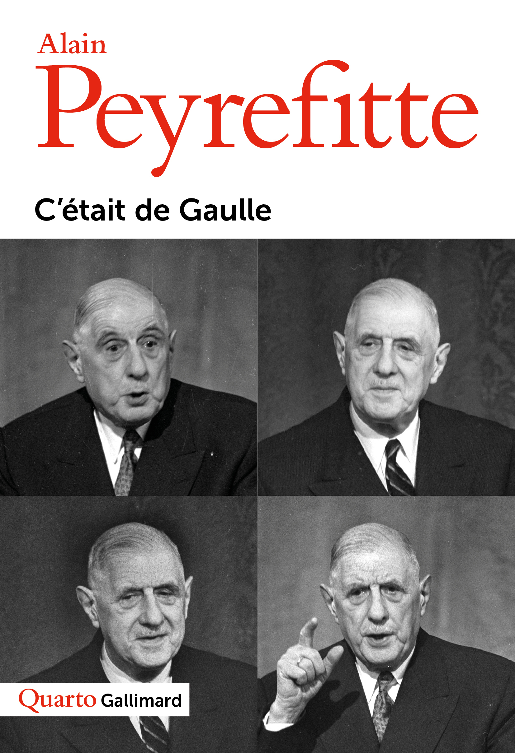 C'ETAIT DE GAULLE
