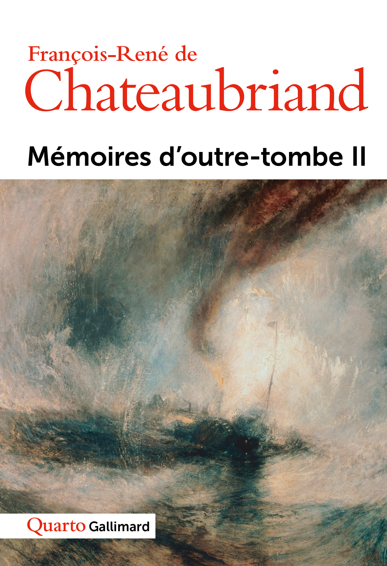 MEMOIRES D'OUTRE-TOMBE (TOME 2)
