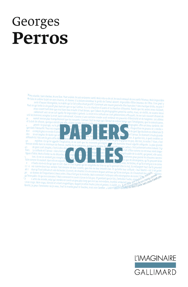 PAPIERS COLLES (TOME 1)