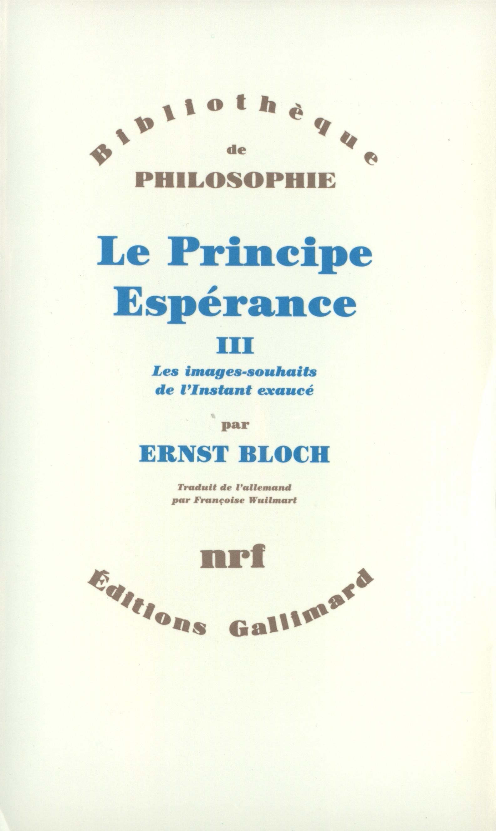 LE PRINCIPE ESPERANCE T3