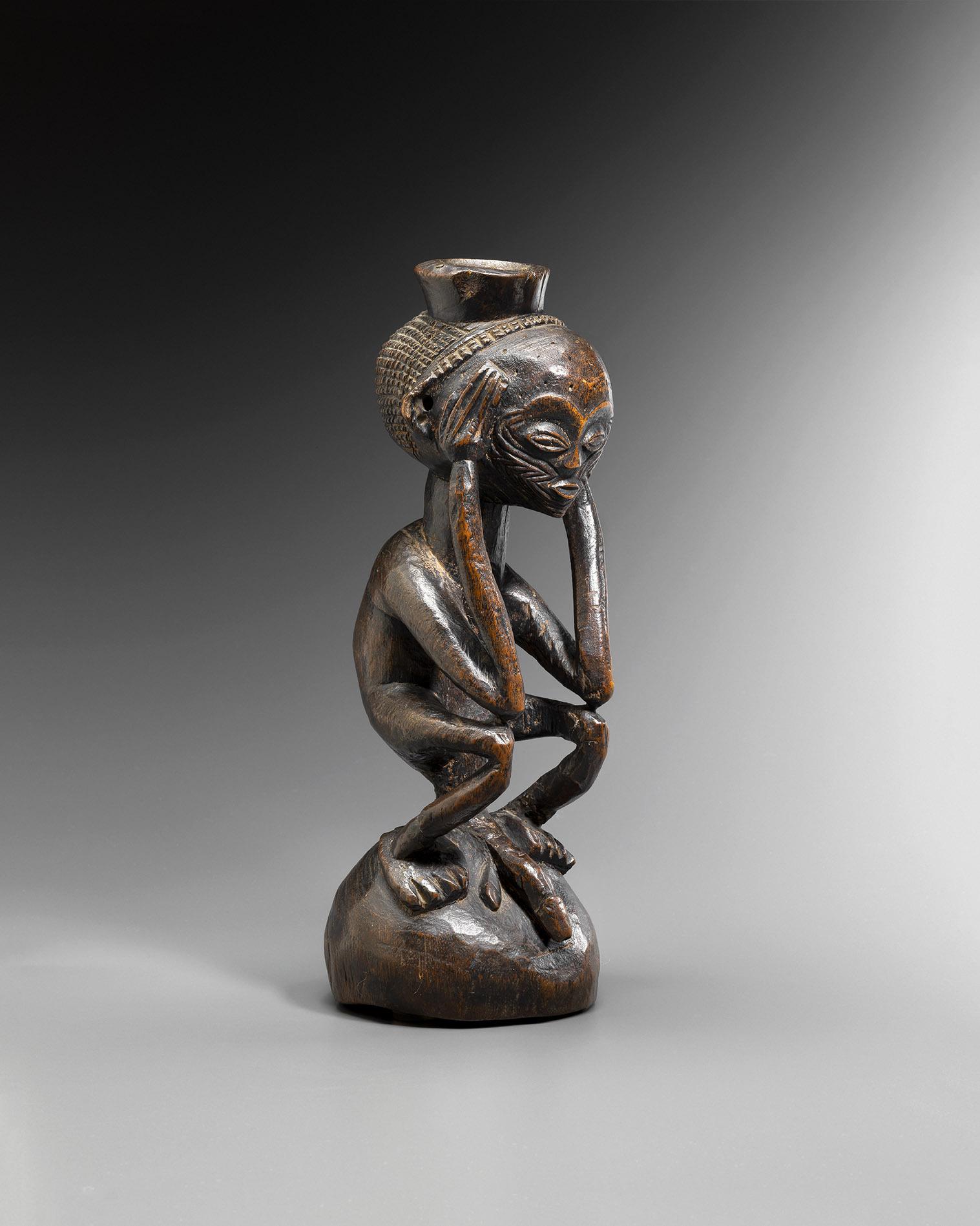 ELOGE DU CORPS - ARTS D'AFRIQUE, D'AMERIQUE ET D'OCEANIE