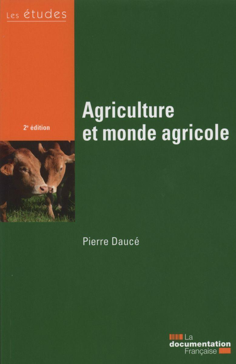 AGRICULTURE ET MONDE AGRICOLE- LES ETUDES N  5412-13