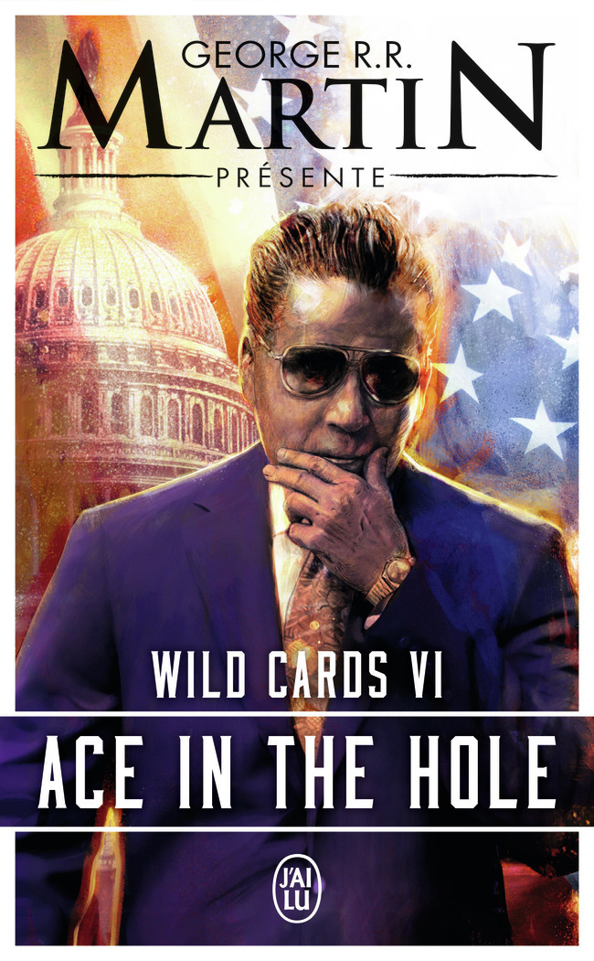 WILD CARDS - T06 - ACE IN THE HOLE