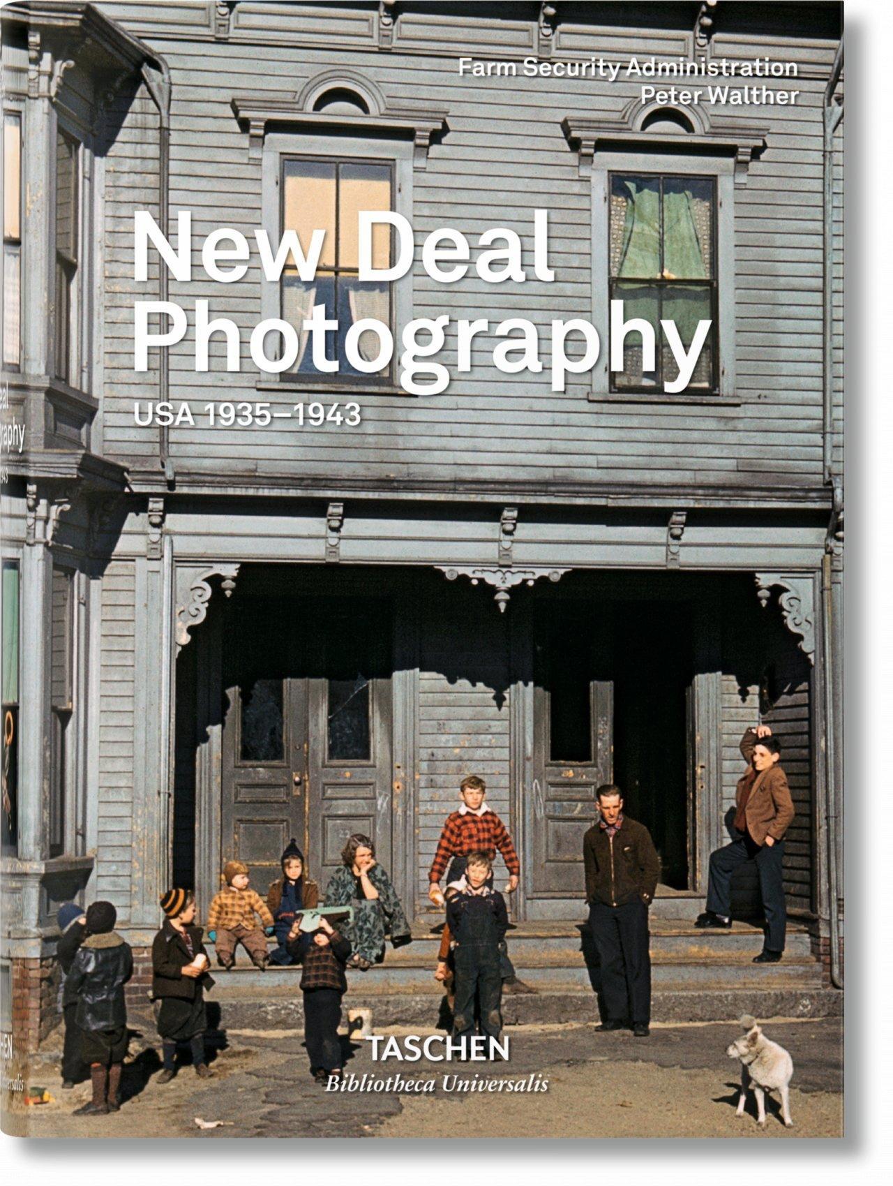 NEW DEAL PHOTOGRAPHY. USA 1935-1943 - BU