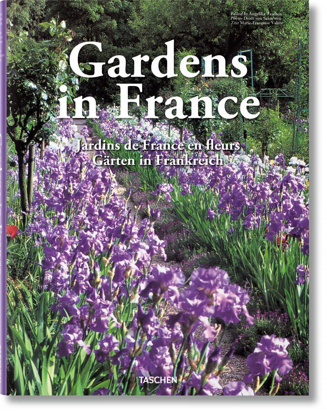 GARDENS IN FRANCE - JU