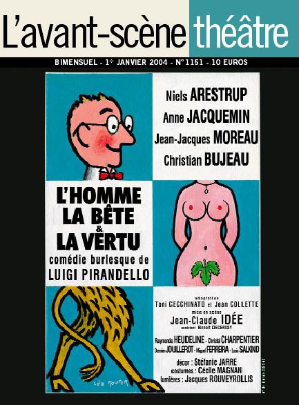 L' HOMME LA BETE ET LA VERTU