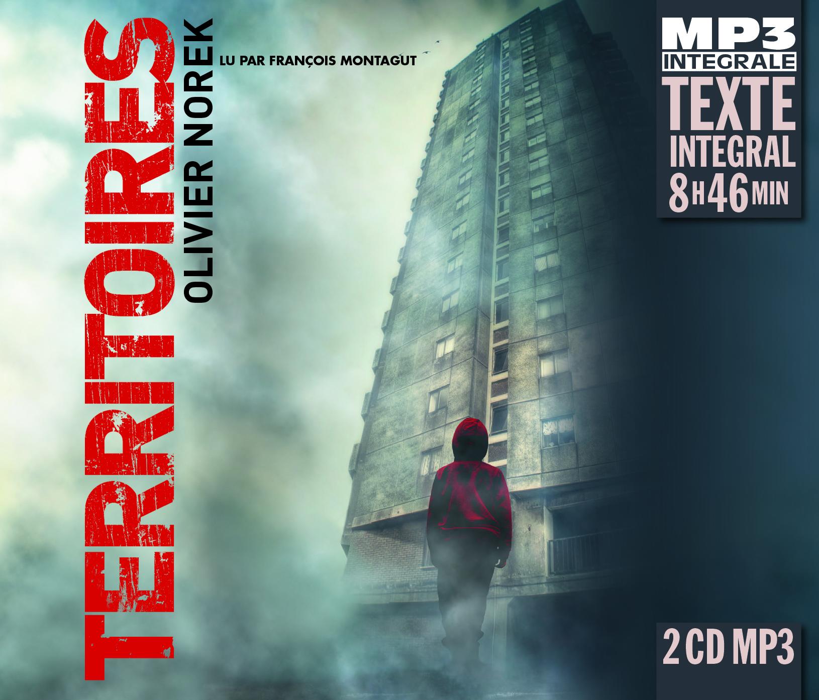 TERRITOIRES (INTEGRALE MP3), LU PAR FRANCOIS MONTAGUT