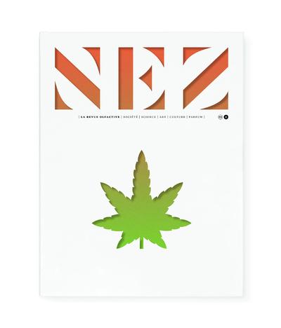 NEZ - NUMERO 8 LA REVUE OLFACTIVE - VOL08