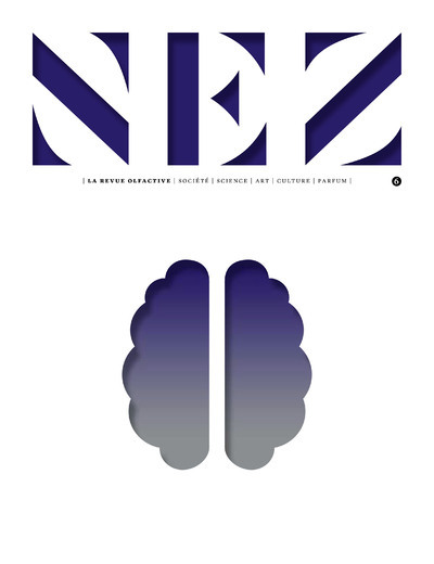 NEZ - NUMERO 6 LA REVUE OLFACTIVE - 06