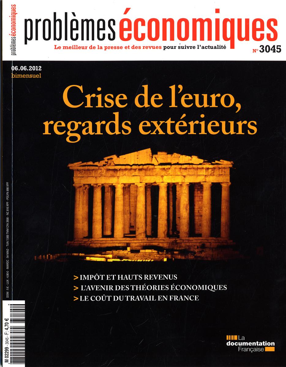 CRISE DE LA ZONE EURO PROBLEMES ECONOMIQUES N 3045