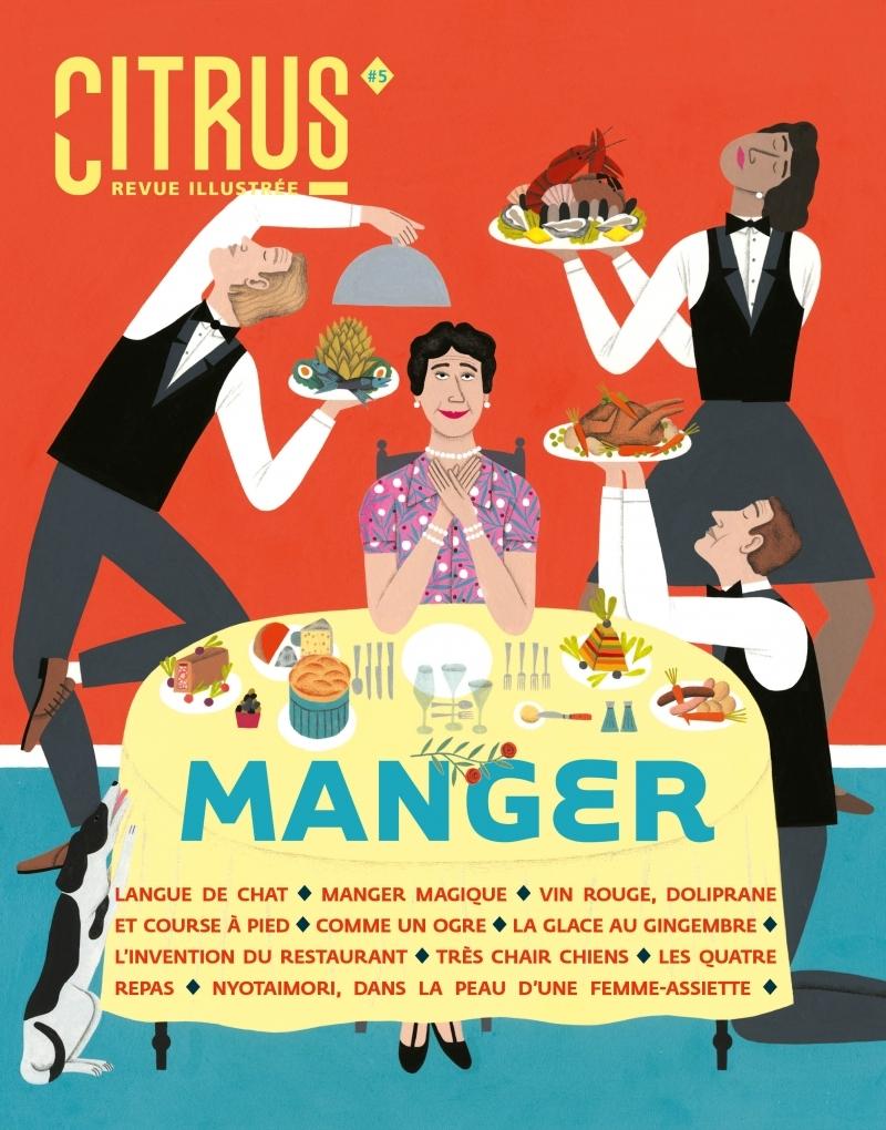 CITRUS 5 - MANGER